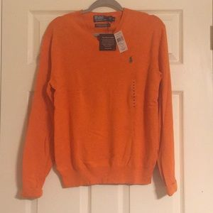 """Polo by Ralph Lauren Sweaters - Polo by Ralph Lauren """"The Pima"""" v-neck sweater"""